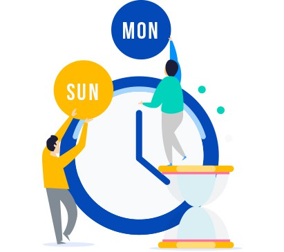 working clock free img 1 - Checkout Page